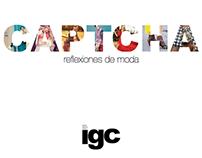 CAPTCHA - Conversatorios de Moda [Proyecto]