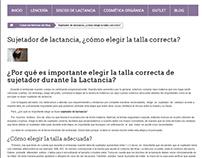 Artículo para sitio web de Maternidad