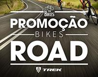 Promoção Bikes Road The Bikes Trek