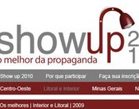 Site | Show Up Meio&Mensagem