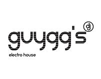 Projeto de marca DJ Guygg's.