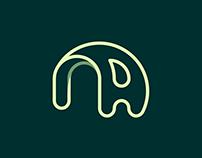 N+A Monogram