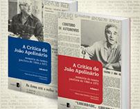 A Crítica de João Apolinário - Editorial Design