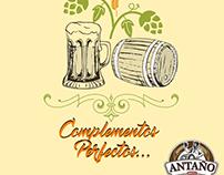 Antaño, Cervecería Artesanal