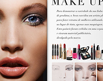 Make Up Ads - Avon