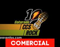 Comercial GATORADE CCS ROCK