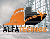 Logo ALFATECINGC R.L.