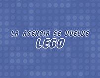 La Agencia / LEGO