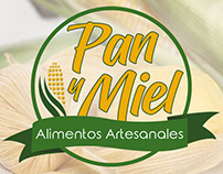 Pan y Miel - Brand