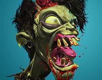 Zombie me 3d
