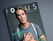 Revista y secciones Focus,