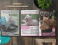 Editorial,Flyers e Banners