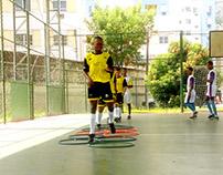 Uniformes de futsal