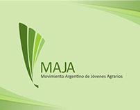 Identidad visual para Maja