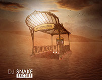 "DJ Snake - ""Encore"" album cover (fan-art)"