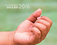 Calendario Día a Día 2016 - Águilas
