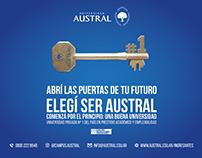 Artes Para Universidad Austral (Argentina)