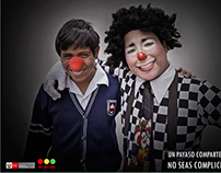 CAMPAÑA ANTI - BULLYING