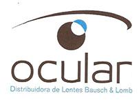 Logomarca para distribuidora de lentes de contato