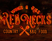 RED NECK´S COUNTRY BBQ FOOD