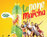 SQUIRT® Promotional Concept