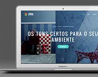 Jhonny Ribeiro - Website