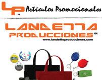 CATALOGOS 2014 ARTICULOS PROMOCIONALES&ARTISTAS