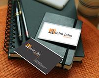 Business Card John John