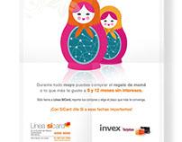Día de las Madres Invex