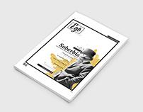 Tipografía 2 Cosgaya - Revista