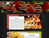 Papino Pizzas y Empanadas