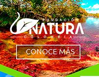 Natura: Propuesta web