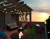Terraza / Rooftop (Villa JR)