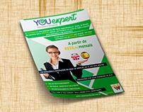 Panfleto YouExpert