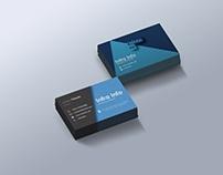 Business Card - Infra Info