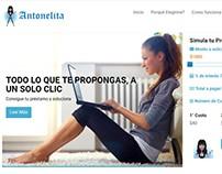 Prestamos Online - Antonelita