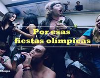 Fiestas olímpicas
