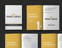 Manual Identidad Corporativa - INMOVARAS