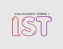 Logo Dialogando Sobre IST