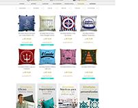 E-commerce Empório Sublime