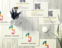 Compilación tarjetas de presentación