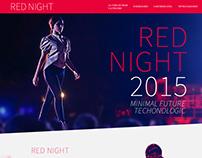 RED NIGHT - Fashion Parade