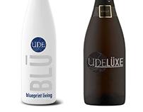 2 Labels for Wine Bottles