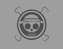 Ilustração Vetorial - One Piece