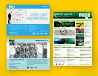 Museo Universitario Arte Contemporáneo- MUAC