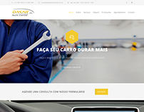 Website | Dakar - Auto Center
