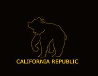 Illustration of California Republic