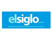 Refrescamiento Logo Diario El Siglo