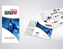 Identidade Visual - Grow Telecom
