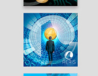 Redes Sociales Aeris coin Cryptocurrency